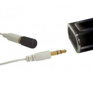Externý mikrofón s predlžovacím káblom QM200