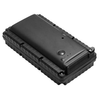 Prenosný GPS lokátor - tracker pre monitoring vozidiel s ultra dlhou výdržou batérie - AK5400SE