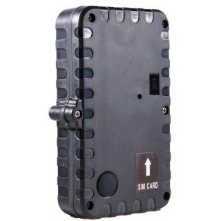 Magnetický, prenosný GPS tracker pre dlhodobé sledovanie pozície - AKG12SE