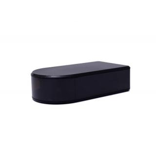 Nenápadná WiFi skrytá kamera v čiernej skrinke s možnosťou otáčania šošovky do 180°