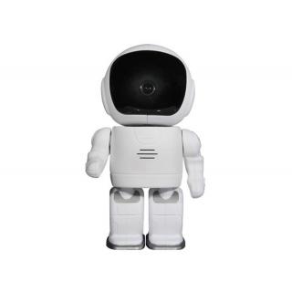 Inteligentná otočná WiFi kamera 960P ukrytá v hračke robota