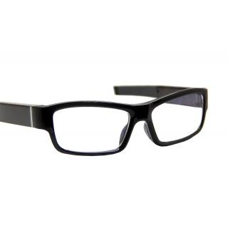 Okuliare s dokonale ukrytou zabudovanou špionážnou Full HD kamerou s vymeniteľnou batériou