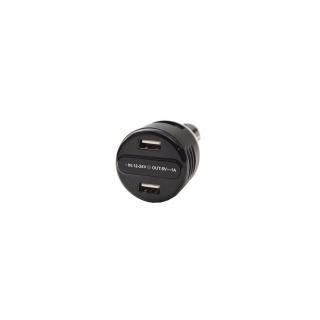 Lawmate PV-CG10 – Špionážna USB auto nabíjačka s kamerou a mikrofónom