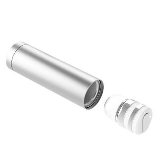 Bezdrôtové hands-free slúchadlo s mikrofónom a prenosnou nabíjačkou – AKS-09