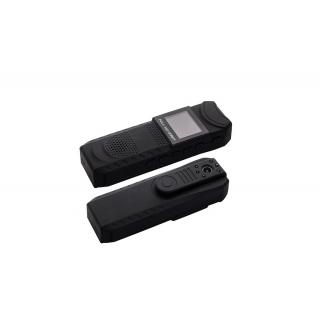WiFi prenosná vrecková Full HD kamera s LCD a nočným videním s podporou iOS a Android aplikácií