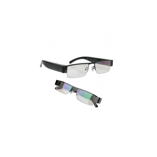 WiFi okuliare so skrytou miniatúrnou Full HD 1080P kamerou