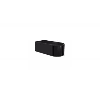 Čierna skrinka so skrytou Full HD kamerou s otáčaním 180° s podporou WiFi a SMART aplikácii