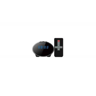 Full HD (1080P) IR stolný špionážny DVR budík s diaľkovým ovládaním