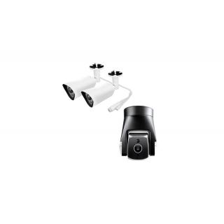 Amaryllo AR3S Pro – Inteligentný exteriérový set 2 SMART kamier + 1 otočnej 360° kamery