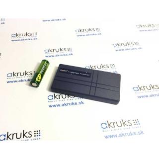 Batožinový GPS/GSM tracker
