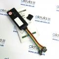 Multifunkčný GPS tracker AKR121 pre vozidlá s presným zisťovaním polohy a bezpečnostnými prvkami