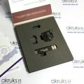 Plochý digitálny mikro diktafón EMT-B76+