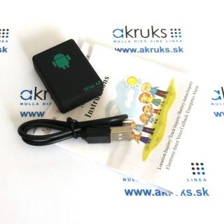 GSM odposluch – Miniatúrna špionážna ploštica A8