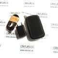 GPS/GSM lokátor s dlhou výdržou batérie pre rôzne využitie - AGP-208
