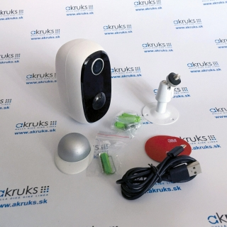 Full-HD IP kamera s batériou - AEGX5S