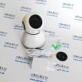 WiFi kamera s otočným objektívom 355°H/55°V P2P IP kamera
