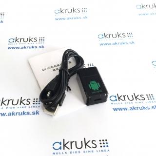 GSM odposluch s kamerou AML-08