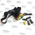 LED čelovka s FULL HD kamerou