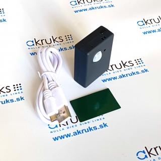 Miniatúrny GSM - MMS alarm A9K009