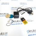 Mini DVR nenápadná kamera s Full HD záznamom, IR a detekciou pohybu