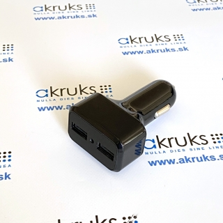 Autonabíjačka s GSM odposluchom, nahrávaním na SD kartu a GPS presnou polohou