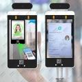 Digitálna čítačka EÚ Green Pass, QR kódov, rozpoznávanie tváre, meranie teploty, riadenie vstupu do budovy