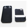 Skrytá kamera v púzdre pre iPhone 4/4S/5/5S s prídavnou baterkou