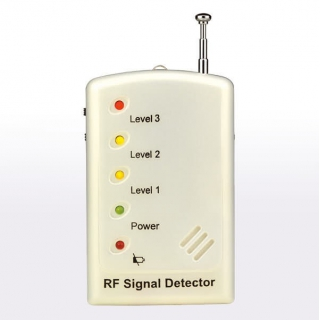 AS-055DV Detektor RF signálu a kamier