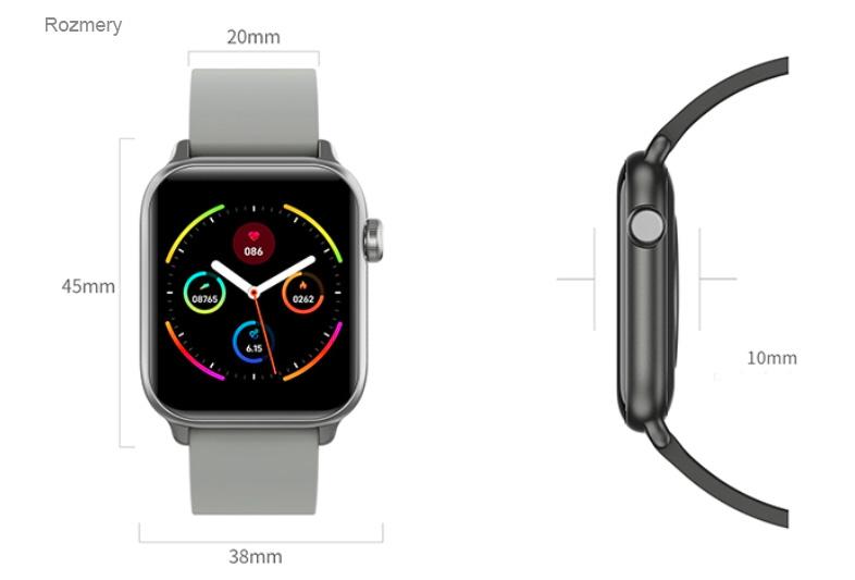 rozmery hodiniek